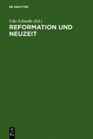 Reformation Und Neuzeit