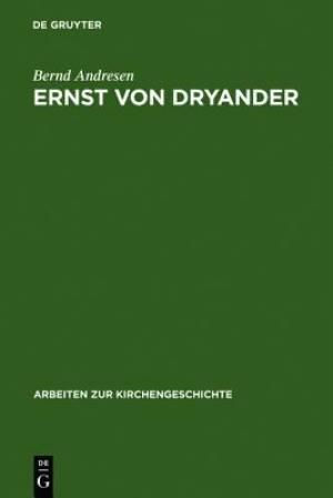 Ernst Von Dryander
