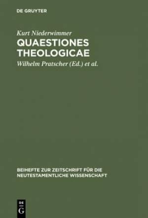 Quaestiones Theologicae
