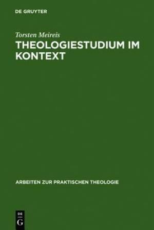 Theologiestudium Im Kontext