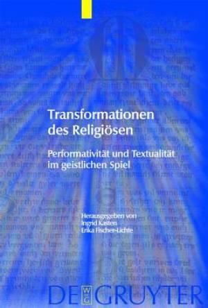 Transformationen Des Religiosen