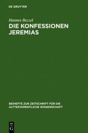 Konfessionen Jeremias