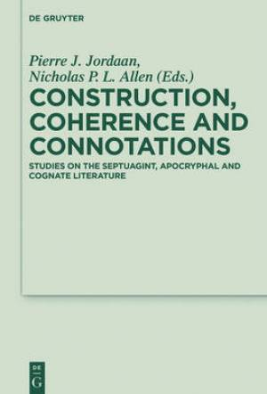 Construction, Coherence and Connotations