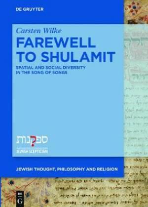 Farewell to Shulamit