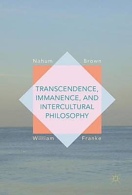 Transcendence, Immanence and Intercultural Philosophy