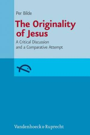 The Originality of Jesus