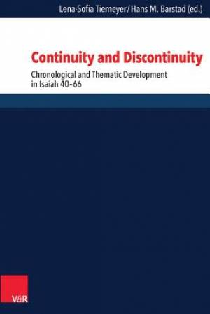 Continuity and Discontinuity