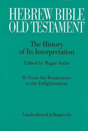 Hebrew Bible/Old Testament