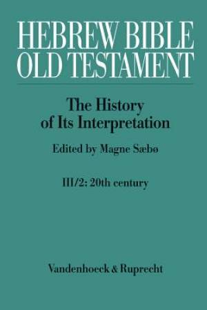 Hebrew Bible / Old Testament. III