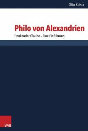 Philo Von Alexandrien