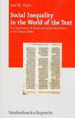 Social Inequalitiy in the World of the Text