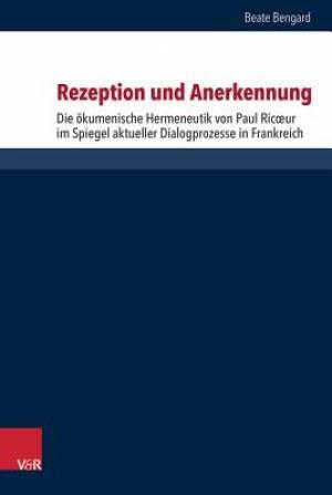 Rezeption Und Anerkennung