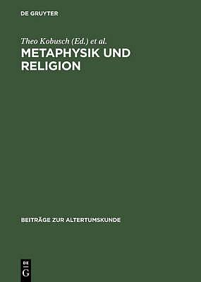 Metaphysik Und Religion
