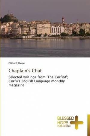 Chaplain's Chat