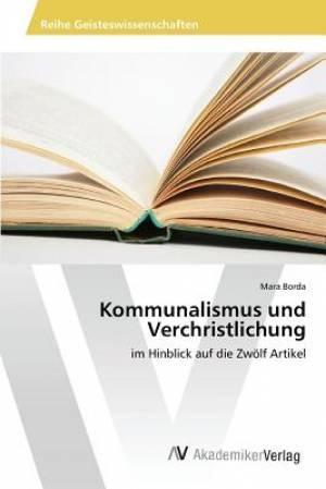 Kommunalismus Und Verchristlichung