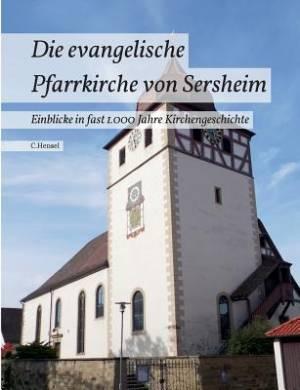 Die Evangelische Pfarrkirche Von Sersheim