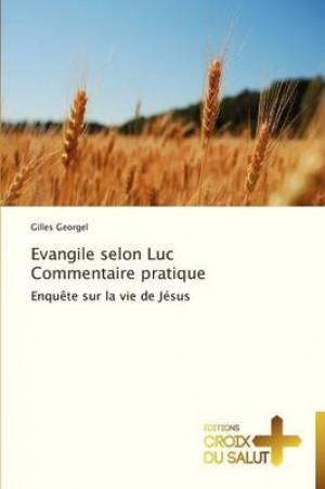 Evangile Selon Luc Commentaire Pratique