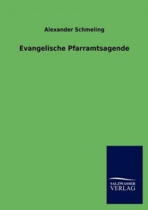 Evangelische Pfarramtsagende