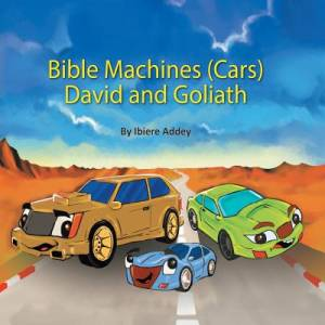 Bible Machine (Car Series) David and Goliath