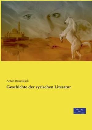 Geschichte der syrischen Literatur