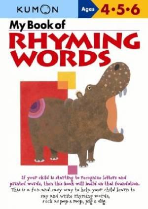 My Book Of Rhyming Words