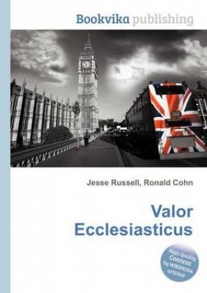 Valor Ecclesiasticus