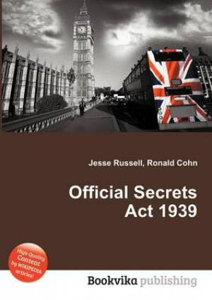 Image result for official secrets act uk