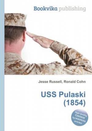 USS Pulaski (1854)