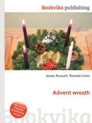 The Adven t Wreath Paperback Book