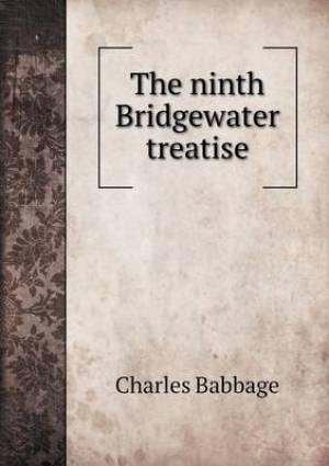 The Ninth Bridgewater Treatise