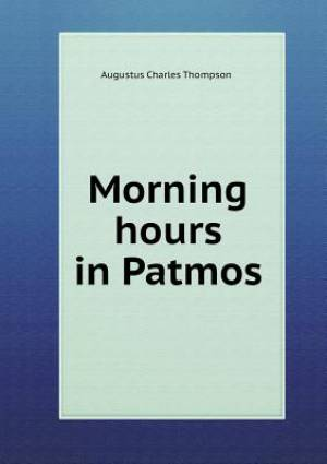 Morning Hours in Patmos