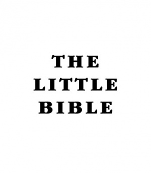 Little Bible White Package Of 10