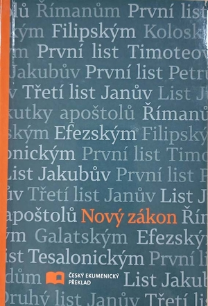 Czech NT Modern Ecumenical Translation