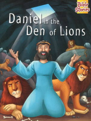 Bible Stories - Daniel in the Den of Lions