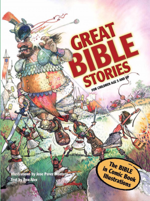 Great Bible Stories Pb
