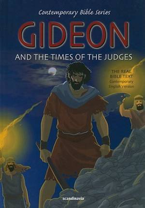 Gideon And The Times Of The Judges Ce Hb