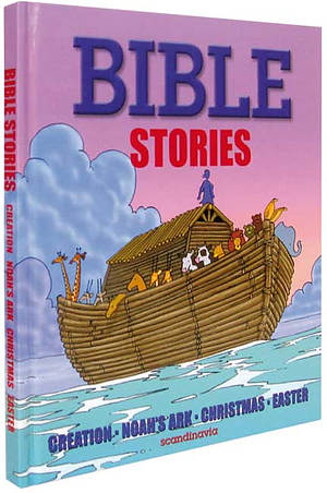 My First Bible - Bible Stories