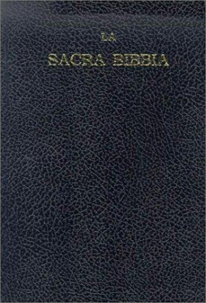 Italian (Diodati) Bible: Hardback