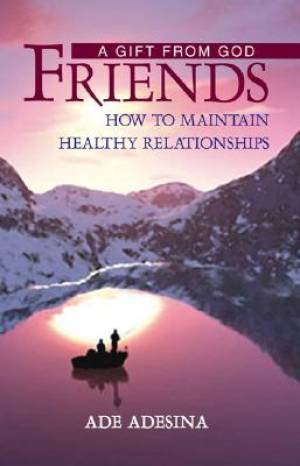 Friends A Gift From God Pb
