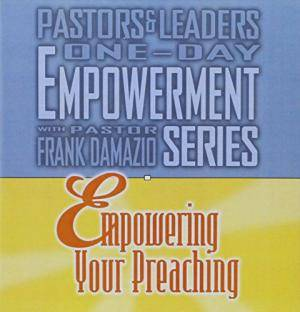 Audio CD-Empowering Your Preaching (5 CD)