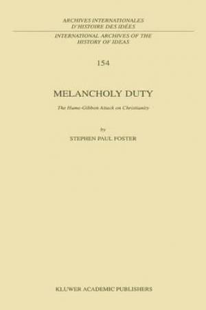 Melancholy Duty