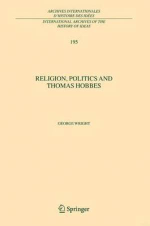 Religion, Politics and Thomas Hobbes