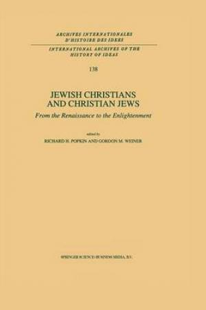 Jewish Christians and Christian Jews