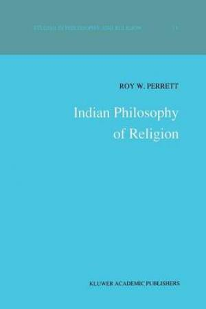 Indian Philosophy of Religion