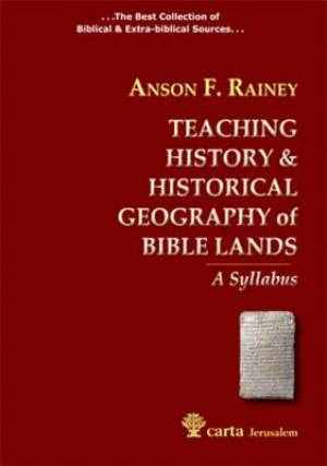 Teaching History & Historical Geography of Bible Lands