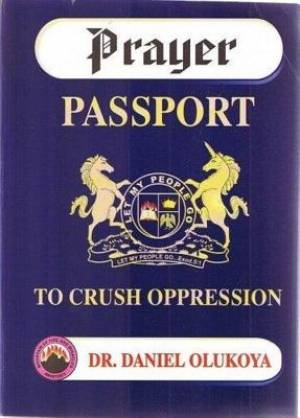 Prayer Passport: To Crush Oppression