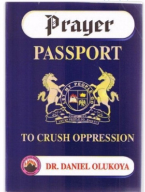 Prayer Passport : To Crush Oppression