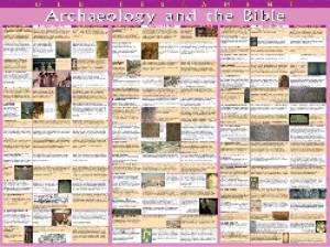 Archaeology & Bible O.T.   20x26