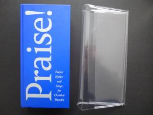 Plastic Covers For Praise! Words Edition