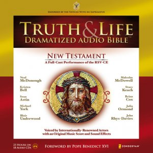 Truth and Life Dramatized Audio Bible New Testament Unabridged Audio CD